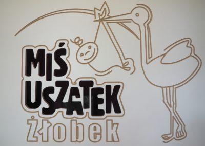 Żłobek Miś Uszatek ul. Szaserów 38
